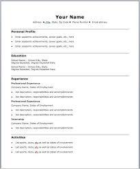 resume builder online free printable templates franklinfire co