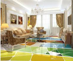 Waterproof Wallpaper For Bathrooms 3d Simple Fashion Abstract Parquet Pattern Floor Ceiling Vector