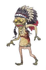 happy thanksgiving native american zombie types u2013 page 2 u2013 surviving the dead