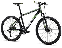 mongoose tyax sport a hardtail mountain bike with sram x4