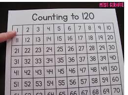 miss giraffe u0027s class building number sense in first grade