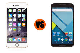 iphones vs androids ios vs android which smartphone type is better for business