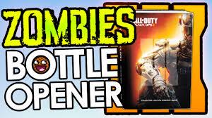black ops 3 zombies bottle opener call of duty bo3 collectors