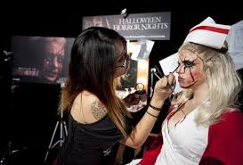 halloween horror nights 13 extreme hollywood horror make up and gruesome special effects take