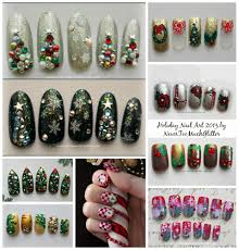 holiday 2013 nail art nevertoomuchglitter nail wonderland