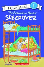 barenstein bears the berenstain bears sleepover by mike berenstainjan berenstain