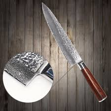8 inch damascus vg10 japanese steel chef knife gear snare