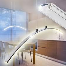 sala pranzo moderna sospensione lada soffitto cucina sala pranzo salotto design led