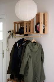 garderoben ideen fã r kleinen flur die besten 25 garderobe selber machen ideen auf diy