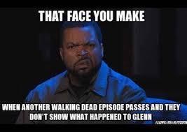 Glenn Meme - 24 best twd glenn memes images on pinterest twd glenn walking