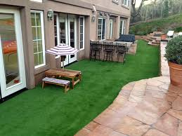 Fake Grass For Backyard by Fake Lawn Lake Elsinore California Paver Patio Backyard Landscaping