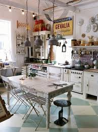 Shabby Chic Kitchen Design 15 Shabby Chic Bohemian Kitchen Ideas Home Design And Interior