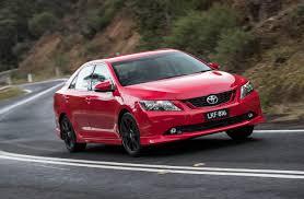 renault sedan 2006 2012 toyota aurion sportivo zr6 review performancedrive