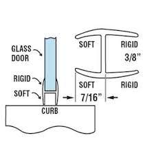 3 8 glass shower door wgsonline clear