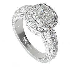 vintage halo engagement rings bold and beautiful http www kooroshandvalencia vintage halo