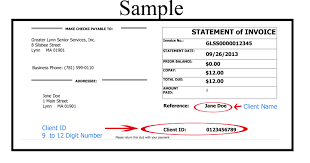 Home Health Care Invoice Template by Payments