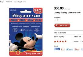 on line gift cards how to get 10 all your disney world purchases including food