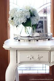 painting a desk white french provincial desk makeover confessions of a serial do it