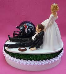 wedding cake houston wedding cake topper houston texans football themed sports turf