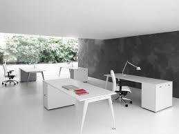 bureau pas cher design bureau design blanc laqu bureau design blanc et bois brook with