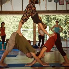 the best coastal yoga retreats coastal living