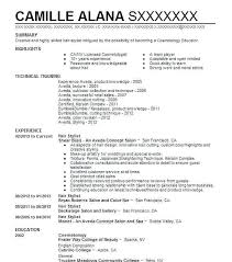 cosmetology resume templates free hair stylist resume template cosmetologist resume sle free