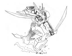 transformers prime wheeljack sketch 599955 coloring pages for