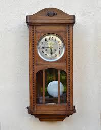 Forestville Mantel Clock Clocks Collectibles