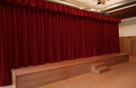 Portable Stage Curtain Stage Curtains U0026 Valance Systems