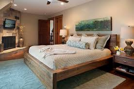 rustic log bed frame rustic bed frame plans in more attractive