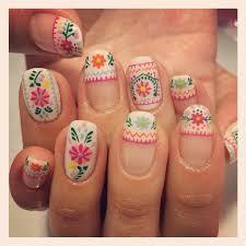 nail art ideas en blanco uñas pinterest manicure nail