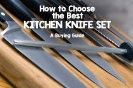 best kitchen knives set the best kitchen knife sets of 2018 a foodal buying guide