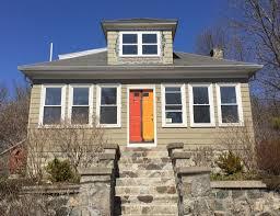 Cottage Curb Appeal - sopo cottage curb appeal door color