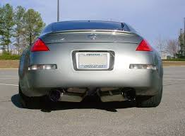 nissan 350z rear bumper pic request rear bumper mod with non single exit exhaust page 4