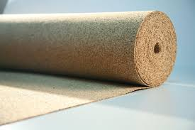 1 8 silentcork underlayment roll