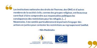 Shared History Council Of Europe Nils Muiznieks Commissionerhr