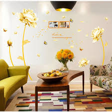 online get cheap tulip wall stickers aliexpress com alibaba group