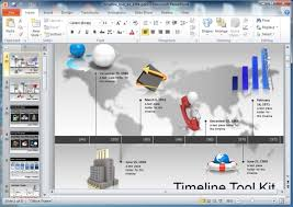 animated timeline powerpoint template awesome timeline toolkit for