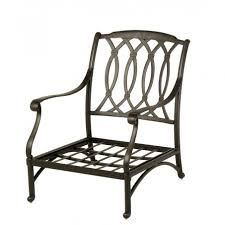 Outdoor Patio Furniture Reviews Furniture Wrought Iron Outdoor Furniture By Hanamint Mayfair