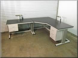 rdm corner table with recessed legs c103p cnr