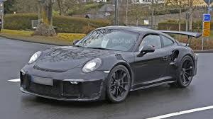 new porsche 911 gt3 rs porsche 911 gt3 rs 4 2 spied for the first time
