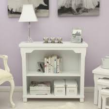 nursery furniture bookcase square storage space middle of