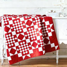 Patchwork Duvet Covers Red Patchwork Quilts Redwork Quilt Patchwork Red Patchwork Quilt
