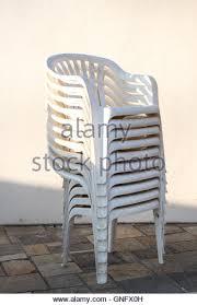 white plastic chairs stock photos u0026 white plastic chairs stock
