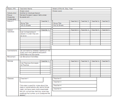 free lesson plan template or as i like to call it cara u0027s super