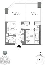 trump tower chicago 401 n wabash floor plans views floorplan