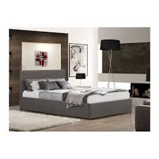 Grey Ottoman Bed Grampian Furnishers Berlin Fabric Ottoman King Size Bed Frame