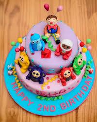 20 best cbeebies cakes images on pinterest birthday cakes