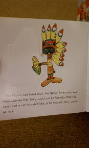 the origin of thanksgiving in america american indians in children u0027s literature aicl looking for