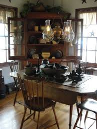 Country Dining Room Sets by Top 25 Best Primitive Dining Rooms Ideas On Pinterest Prim